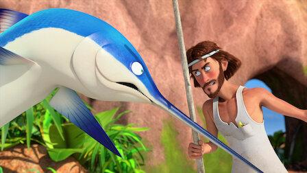 觀賞釣魚。第 1 季第 7 集。